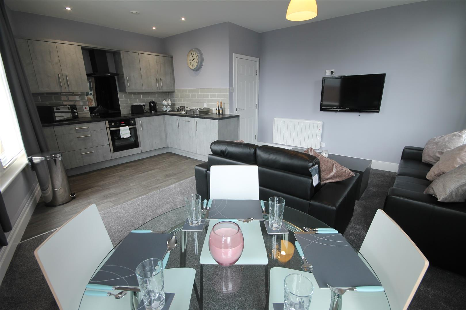 Gallowgate Apartments Newcastle Upon Tyne, 2 Bedrooms  Apartment ,To Let